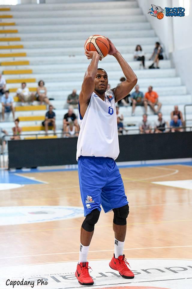 Roseto Basket. Andy Ogide operato a  San Benedetto del Tronto