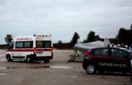 Sms alla sorella per suicidarsi in mare: salvato dai Carabinieri