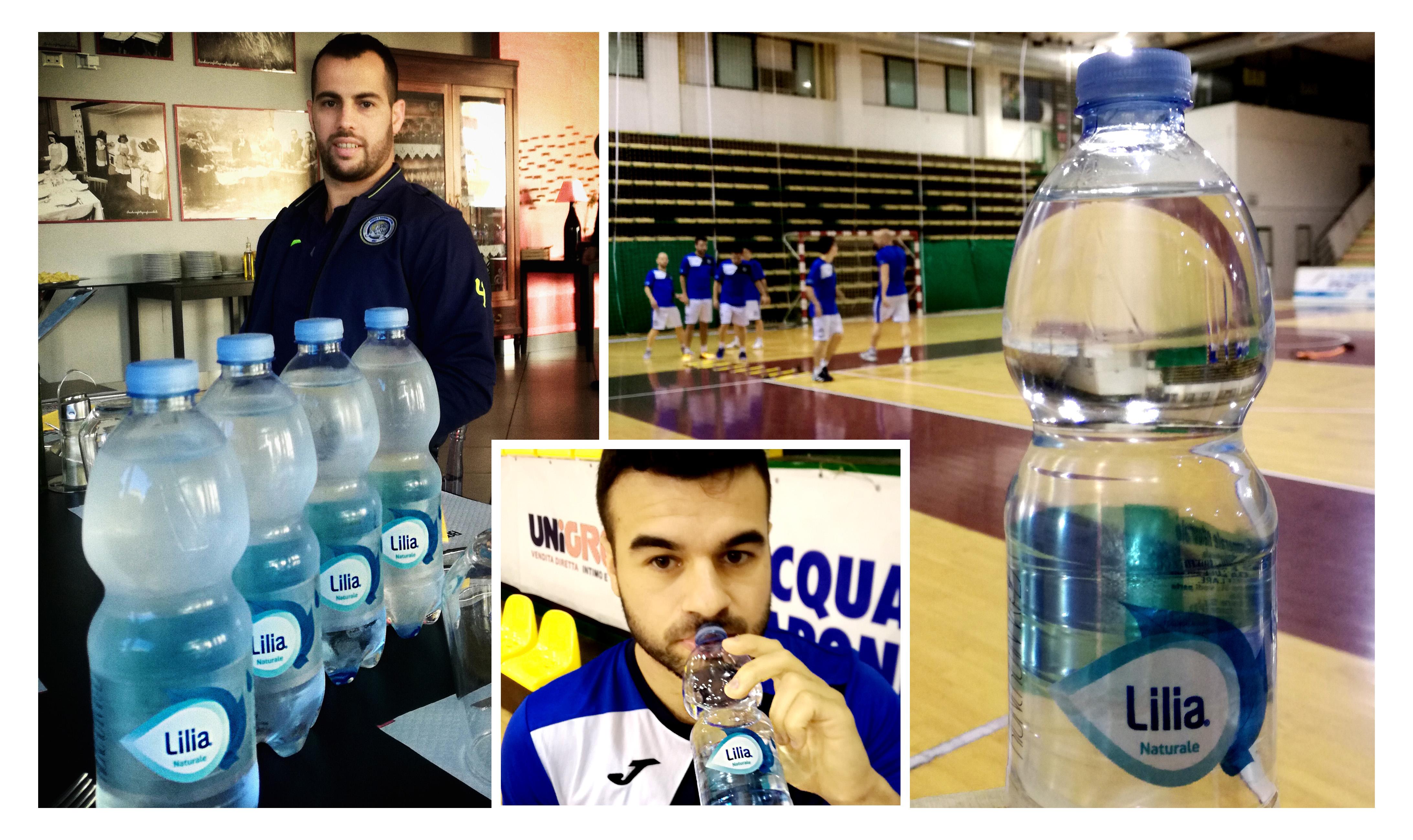 Calcio a 5. Acqua&Sapone: Acqua Lilia nuovo partner commerciale