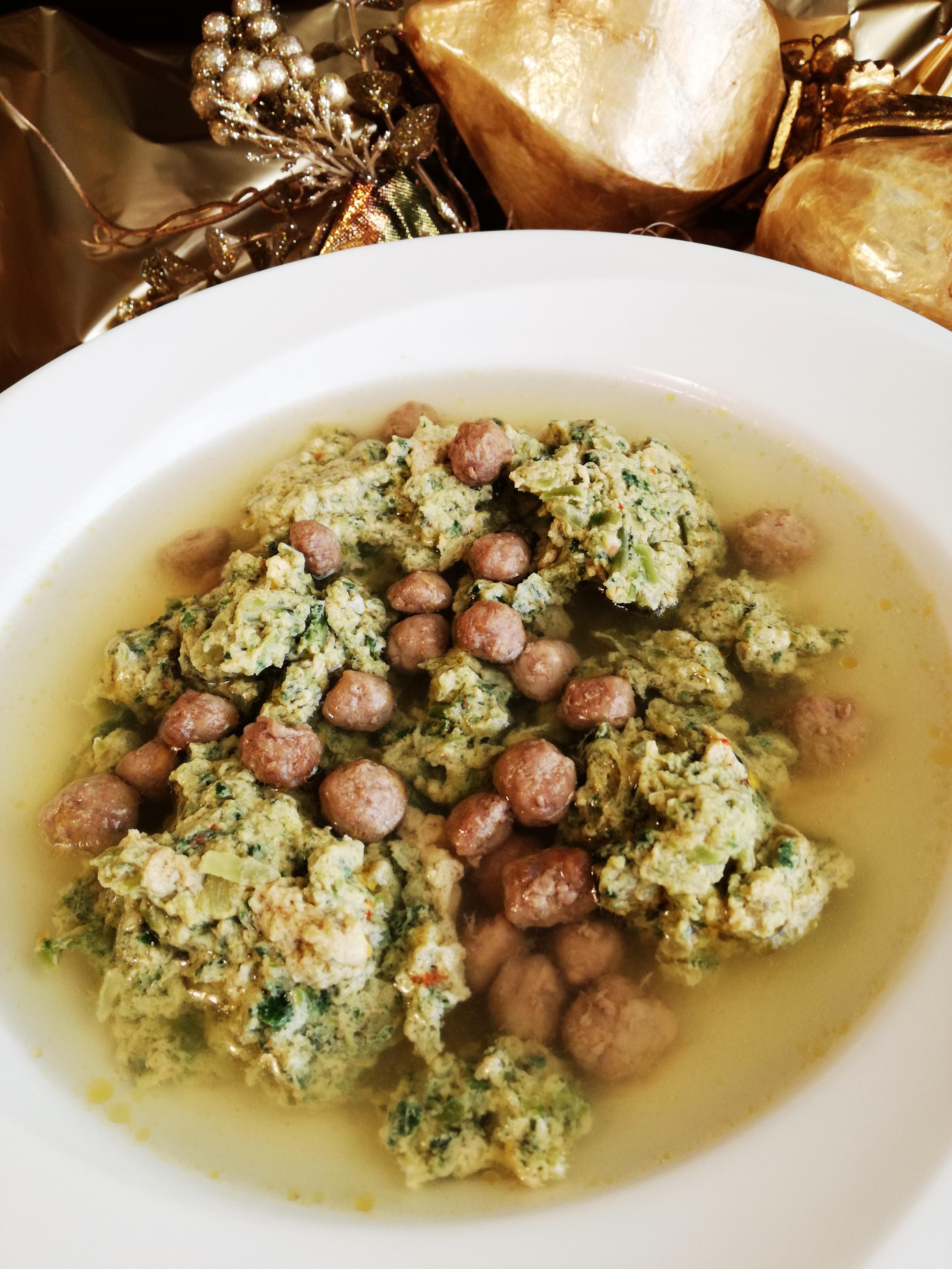 Abruzzo In...cucina. La Prof. e il menù delle feste:
