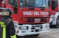 Incendio in una parrucchieria: cinque intossicati