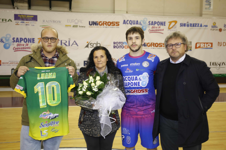 Calcio a 5. Acqua&Sapone. Una vittoria per Luana: i nerazzurri battono Eboli 5 a 2