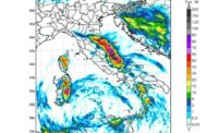 Marche/Abruzzo. Arriva Burian, neve caduta copiosa in molte località. Allerta Protezione civile