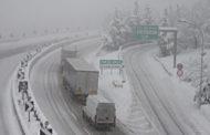 Marche Meteo.Arriva Burian: due giorni di intense nevicate. Sui Sibillini scatta l'allerta valanghe