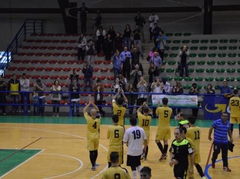 Calcio a 5 serie C2. Si interrompe la striscia positiva dell'Hatria Team: sconfitto dal Magnificat per 2 a 0