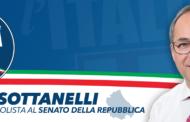 Abruzzo verso il voto. On. Giulio Sottanelli(Noi per L'Italia):