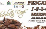 Pescara. Da oggi , fino al 4 marzo,