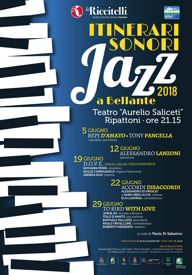 Bellante 2018. Arriva