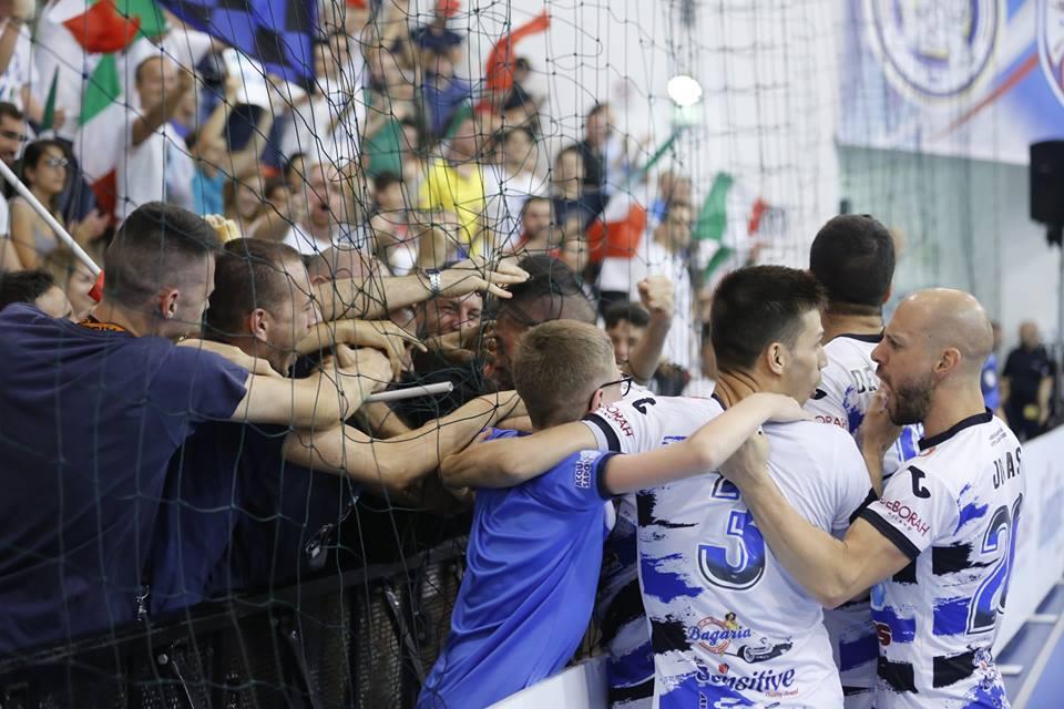 Calcio a 5. Acqua&Sapone:ko in gara 4. La Luparense vince(2-3) e pareggia la serie