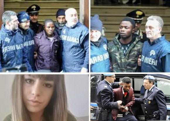 Pamela,dopo le perizie revocato il carcere per omicidio ad Awelima e Lucky