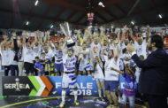 Calcio a 5. Acqua&Sapone:domani festa scudetto all'Outlet Village. Show di samba per i campioni
