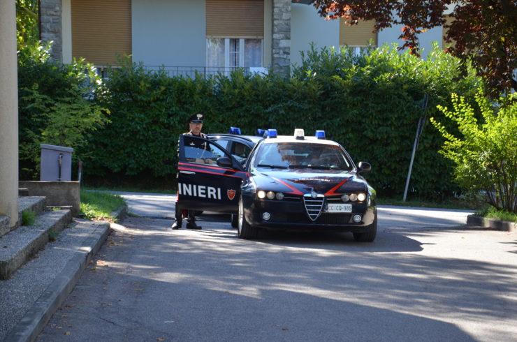 Violenta discussione con la fidanzata:si chiude in casa e tenta il suicidio. Salvato dai Carabinieri