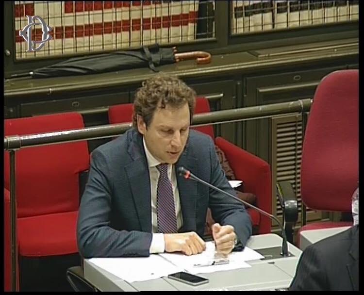 Abruzzo&Politica. L'Onorevole  Antonio Zennaro(M5S) eletto membro del COPASIR