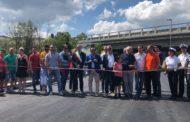 Pineto. Riaperto il Ponte Zappacosta: la struttura era stata danneggiata dalle alluvioni del 2011 e 2013