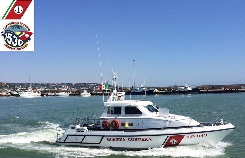 Continuano le ricerche della Guardia Costiera per il ragazzo 26enne disperso in mare