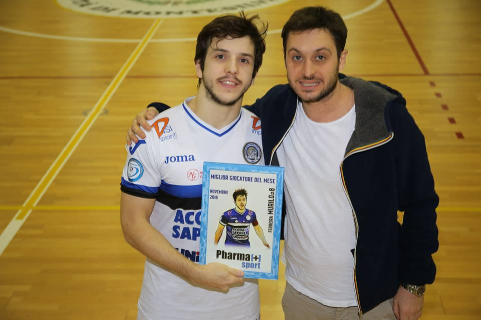Calcio a 5. Acqua&Sapone: con