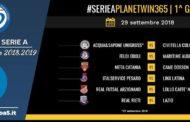 Calcio a 5. Acqua&Sapone:inizio con il derby e il 22 ad Ascoli in Coppa