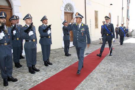 Il Gen.Fabrizio Toscano nuovo Comandante della Guardia di Finanza delle Marche