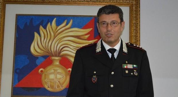 Marche. Carabinieri Comando Provinciale: lascia Caporossi, arriva Cristian Carrozza