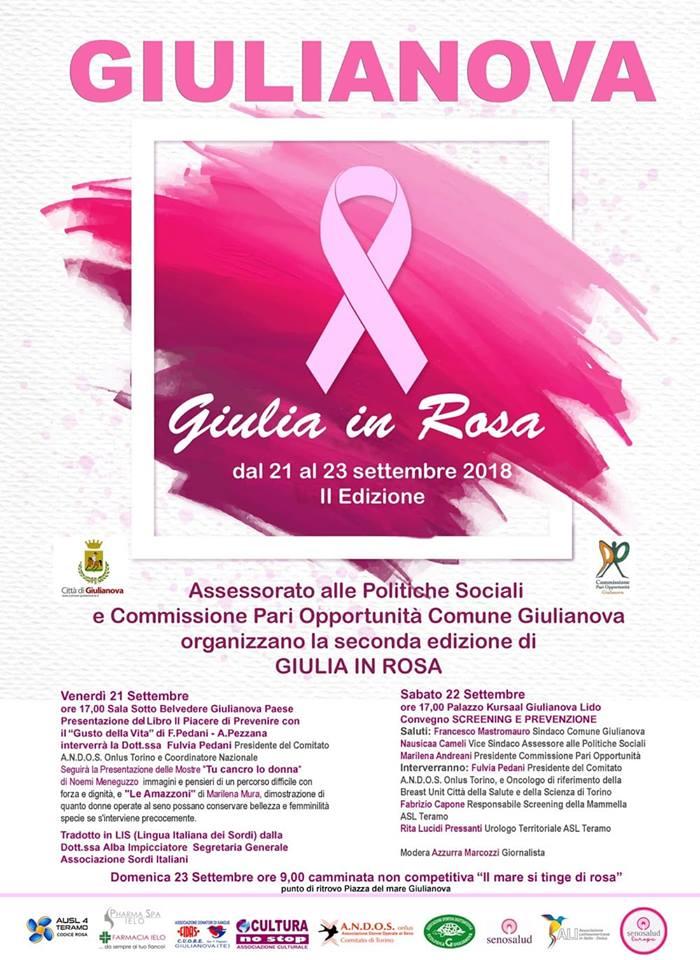 Giulianova. Prevenzione& Solidarietà: arriva