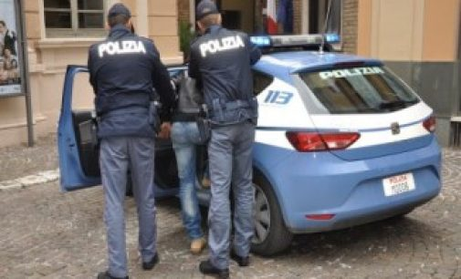 Aveva in casa 31 involucri di  eroina: arrestato 43enne
