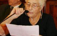 Comunità ebraica di Ancona: morta la Presidente Onoraria Franca Foà