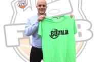 Basket. Simone D'Angelo nominato responsabile dell'Abruzzo per la FISB
