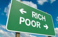 Salute&Benessere. I ricchi non vivono molto più dei poveri: + 2,4 anni in più