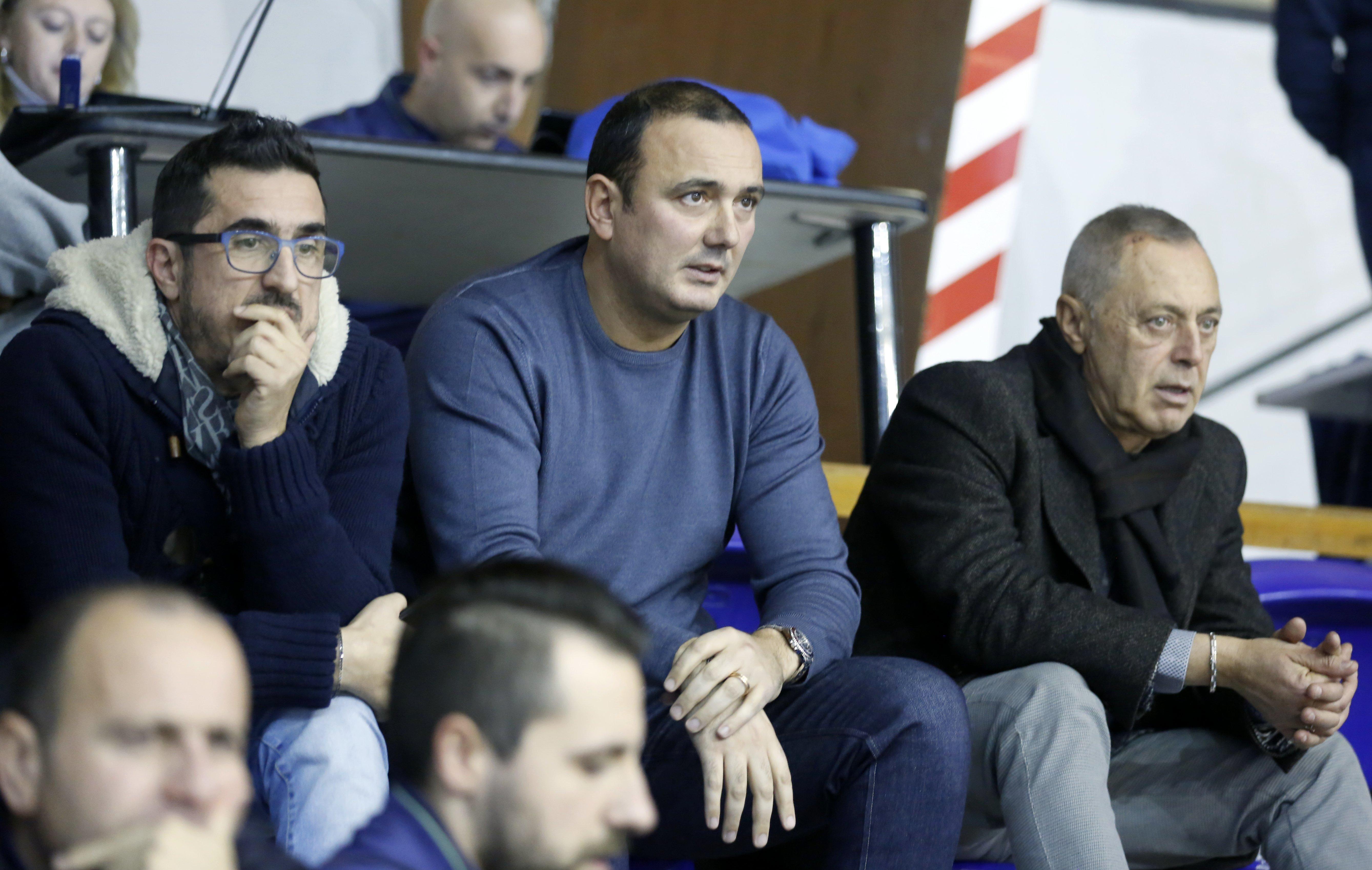Calcio a 5. AcquaeSapone Unigross. No al mercato: il Presidente Barbarossa smentisce i rumors