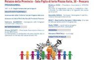 Pescara&Provincia. Seminario su