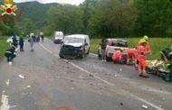 In fuga dopo un'incidente:  due denunciati dalla Polizia Stradale