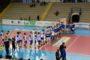 Volley serie B.Secco 3 a 0 del BlueItaly Pineto contro il Diesse Lucera