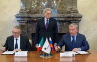 Marche. Incontri con imprenditori e Università:il Presidente della Regione Ceriscioli in missione a Mosca
