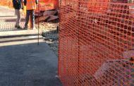 Scerne di Pineto. Iniziati i lavori in Via Volturno: pista ciclabile e nuovi arredi