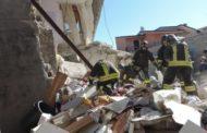 Avezzano. Esplosione palazzina: la causa un'azione volontaria?/FOTO