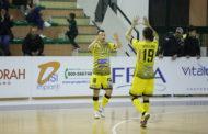 Calcio a 5. Acqua&Sapone Unigross: 4 a 2 al Meta Catania.Super Coco, Cuzzolino e Lima