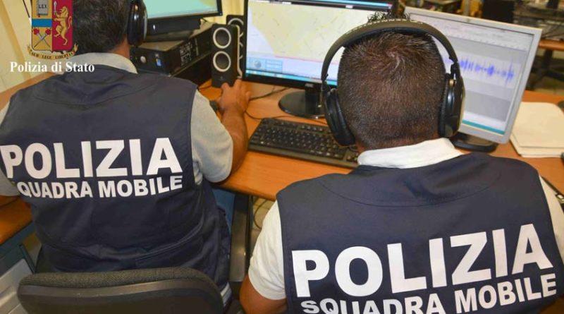 Banda dell'Est rapinava solo negozi cinesi: arrestato dalla Squadra Mobile bosniaco in trasferta