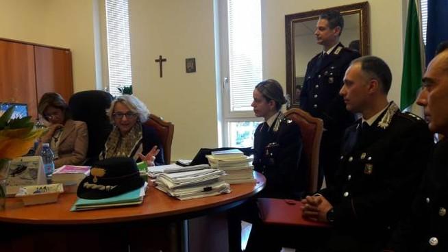 I Carabinieri hanno arrestato imprenditore vicino alla 'Nadrangheta