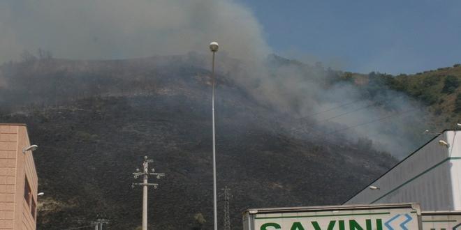 Incendio di Castilenti: denunciato piromane. E' un 60enne di Atri