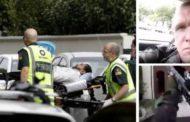 49 i morti in una strage in due Moschee in Nuova Zelanda: sul fucile dell'attentatore il nome di Luca Traini