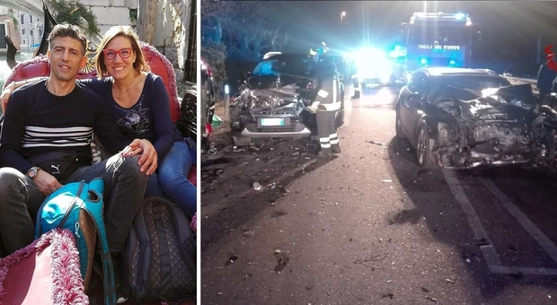 Sangue nelle strade: incidente con due coniugi morti e 5 feriti. Arrestato pregiudicato