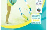 Montorio al Vomano. Inizia il Campionato regionale di ginnastica ritmica