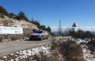 Automobilismo Rally.