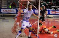 Calcio a 5. Acqua&Sapone Unigross  soffre , ma vince con la Lazio per 6 a 2
