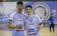 Calcio a 5. Acqua&Sapone Unigross:cinquina alla Lazio. Esordio di Liviero e Zappacosta