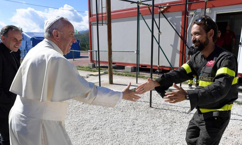 Terremoto. Papa Francesco nelle Marche il 16 giugno prossimo