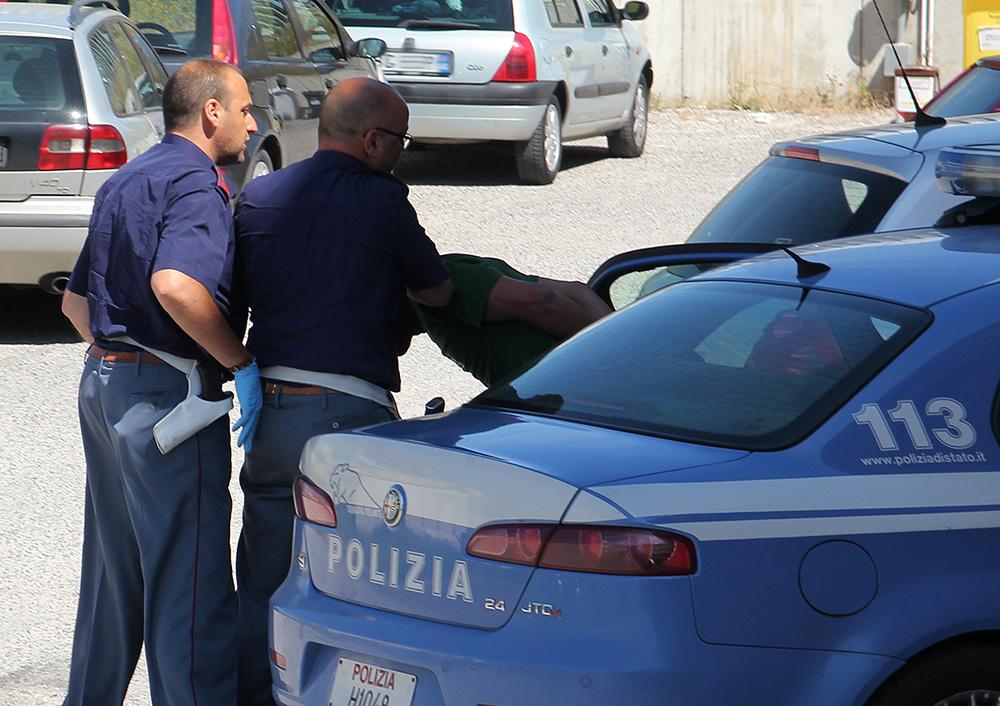 Lotta allo spaccio:  la Polizia di Stato arresta un ragazzo di 21 anni