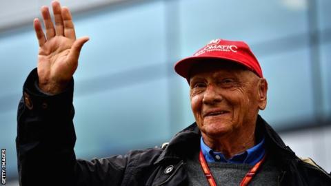 Formula uno in lutto: è morto il leggendario Niki Lauda, tre volte campione del mondo. Aveva 70 anni