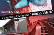 Montorio al Vomano.Il CineTeatro comunale sarà intitolato al Regista Tonino Valerii. Domani la cerimonia