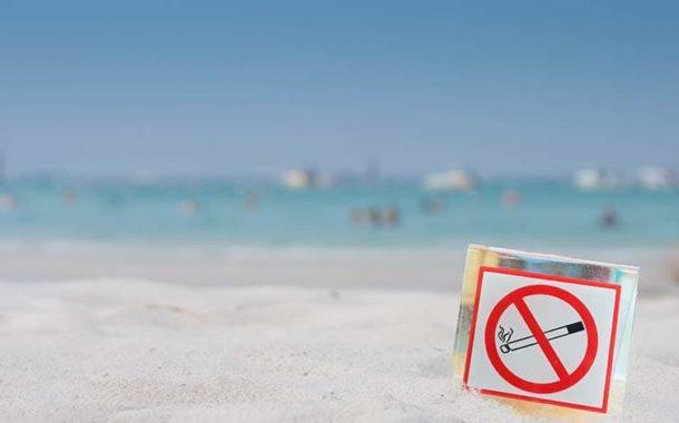 A San Benedetto del Tronto è vietato fumare anche in spiaggia